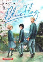 Blue flag T8, manga chez Kurokawa de Kaito