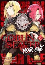 Goblin slayer - Year one T6, manga chez Kurokawa de Kagyu, Sakaeda