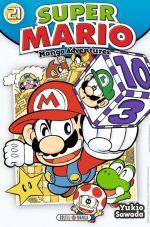 Super Mario T21, manga chez Soleil de Sawada