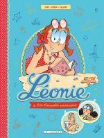 Léonie T3 : Les grandes vacances (0), bd chez Le Lombard de Zidrou, Falzar, Godi, Godi
