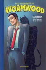 Les Chroniques de Wormwood, comics chez Komics Initiative de Ennis, McCrea, Jimenez, Stein, Braun, Burrows, Juanmar, Dalhouse