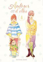 Autour d'elles T4, manga chez Akata de Torino
