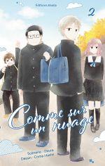Comme sur un nuage T2, manga chez Akata de Okura, Hashiii