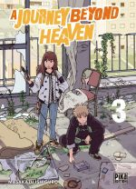 journey beyond heaven T3, manga chez Pika de Ishiguro