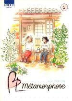 BL Métamorphose T5, manga chez Ki-oon de Tsurutani