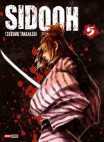 Sidooh – Réédition, T5, manga chez Panini Comics de Takahashi
