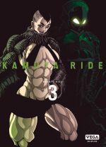 Kamuya ride T3, manga chez Dupuis de Hisa