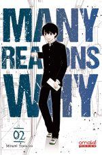 Many reasons why T2, manga chez Omaké books de Minami