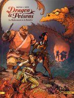 Dragon & poisons T2 : Le bedonnant et le balafré (0), bd chez Bamboo de Bauthian, Morse, Kaori