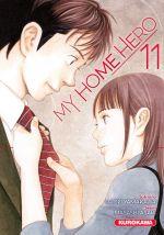 My home hero T11, manga chez Kurokawa de Yamakawa, Araki
