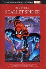 Marvel Comics : le meilleur des super-héros T80 : Ben Reilly, Scarlet Spider (0), comics chez Hachette de Mackie, Conway, Dematteis, McLeod, Hanna, Zeck, Esposito, Andru, Romita Jr, Scheele, Tinsley, Cohen