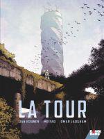 La Tour, bd chez Glénat de Ladgham, Kounen, Mr Fab