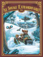 Le Voyage extraordinaire – cycle 3 : Vingt mille lieux sous les glaces, T8 : Vingt mille lieues sous les glaces 2/3 (0), bd chez Glénat de Filippi, Camboni, Bodart