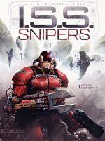 ISS Snipers T1 : Reid Eckart (0), bd chez Soleil de Istin, Seurre-le bihan