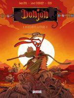 Donjon Crépuscule T112 : Pourfendeurs de démons (0), bd chez Delcourt de Trondheim, Sfar, Obion, Walter