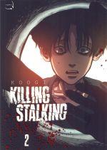 Killing stalking T2, manga chez Taïfu comics de Koogi