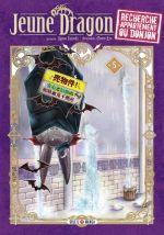 Jeune dragon recherche appartement ou donjon T5, manga chez Soleil de Tanuki, Choco