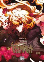 Tanya the evil T14, manga chez Delcourt Tonkam de Carlo, Tôjô
