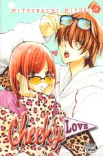 Cheeky love T18, manga chez Delcourt Tonkam de Mitsubachi