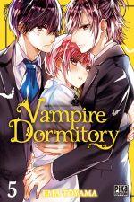 Vampire dormitory T5, manga chez Pika de Toyama