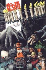 Doom Patrol  T3, comics chez Urban Comics de Morrison, Phillips, Montgomery, Case, Steacy, Pugh, Mighten, Cullins, Vozzo, Bolland