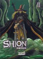 Shion T2, manga chez Milan de Kinutani