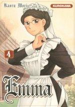 Emma T4, manga chez Kurokawa de Mori