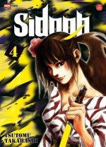 Sidooh T4, manga chez Panini Comics de Takahashi