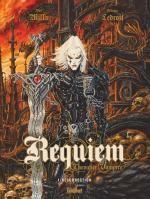 Requiem - chevalier vampire T1 : Résurrection (0), bd chez Glénat de Mills, Ledroit