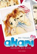 Akari T1, manga chez Soleil de Takada