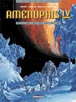 Aménophis IV T3 : Europe (0), bd chez Delcourt de Dieter, Manchu, Le Roux, Dufourg
