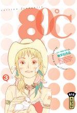 80°C T3, manga chez Kana de Yao