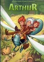 Arthur et les minimoy : D'autres aventures d'Arthur (0), bd chez Soleil de Weber, Meddour, Mari