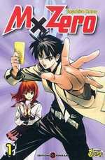 MxZero T1, manga chez Tonkam de Kano