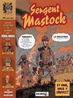 Sergent Mastock T1 : Le péril roux (0), bd chez Bamboo de Bétaucourt, Hennebaut