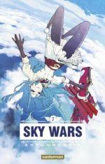 Sky wars T7, manga chez Casterman de Dongshik