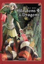 Gloutons & dragons T9, manga chez Casterman de Kui