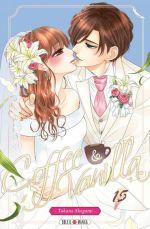 Coffee & vanilla T15, manga chez Soleil de Akegami