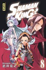 Shaman King – Star edition, T8, manga chez Kana de Takei