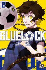 Blue lock T2, manga chez Pika de Kaneshiro, Nomura