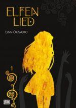 Elfen lied T1, manga chez Delcourt Tonkam de Okamoto