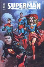 Clark Kent : Superman  T6 : La maison Kent (0), comics chez Urban Comics de Bendis, Timms, Romita Jr, Maguire, Reis, Sinclair, Anderson, Frank
