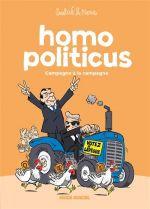 Homo politicus T2 : Campagne à la campagne (0), bd chez Fluide Glacial de Nena, Soulcié