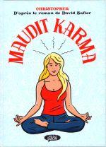 Maudit Karma, bd chez Michel Lafon de Christopher, Safier, Mathilda