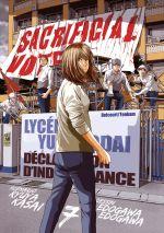 Sacrificial vote T7, manga chez Delcourt Tonkam de Kasai, Edogawa