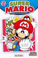 Super Mario T22, manga chez Soleil de Sawada