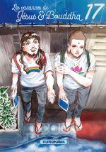 Les Vacances de Jésus et Bouddha T17, manga chez Kurokawa de Nakamura