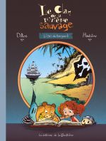 Le Clan de la rivière sauvage, bd chez Editions de la Gouttière de Hautière, Dillies, Bouchard