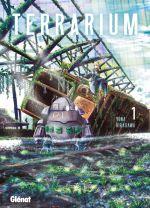 Terrarium T1, manga chez Glénat de Hirasawa