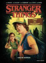 Stranger things : Colo de sciences (0), comics chez Mana Books de Houser, Salazar, Champagne, Louise, Lambert